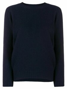 Prada knitted jumper - Blue