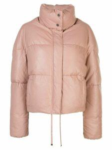 Apparis puffer jacket - PINK