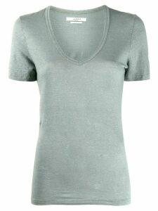Isabel Marant Étoile v-neck jersey T-shirt - Green
