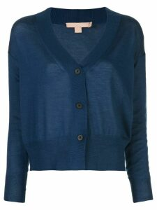 Brock Collection v-neck cardigan - Blue