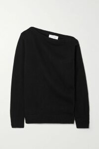 Molly Goddard - Freddie Polka-dot Mesh Top - Brown