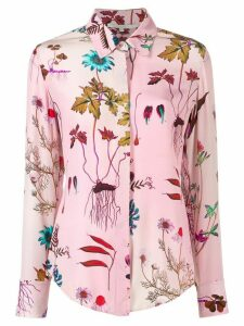 Stella McCartney floral print shirt - PINK