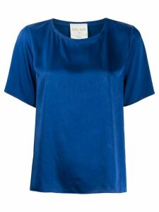 Forte Forte box-fit T-shirt - Blue