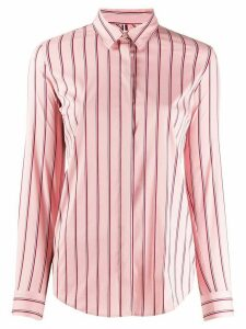 Tommy Hilfiger striped shirt - PINK