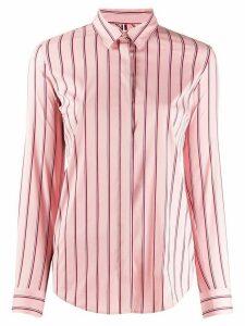Tommy Hilfiger striped shirt - PINK