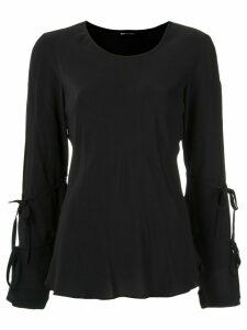 Uma Raquel Davidowicz silk blouse - Black