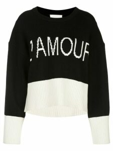 Cinq A Sept Jordyn jumper - Black