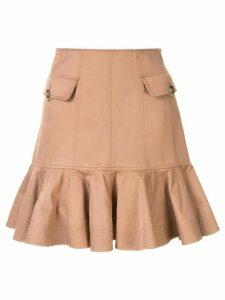Acler Delton skirt - PINK