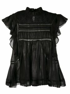 Isabel Marant Étoile sleevless Vivia top - Black