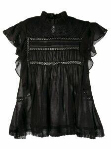 Isabel Marant Étoile sleevless Vivia top - Black