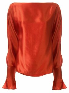 Christopher Esber Ilona blouse - Red