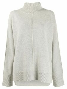 Joseph exposed seam jumper - NEUTRALS