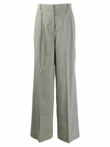 Joseph high waisted suit trousers - Grey