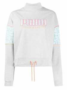Puma x Sophia Webster sweatshirt - Grey