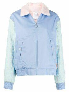 Puma x Sophia Webster bomber jacket - Blue