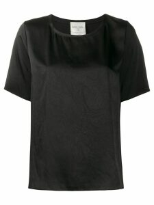 Forte Forte box-fit T-shirt - Black