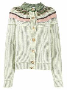 M Missoni button-up cardigan - Green
