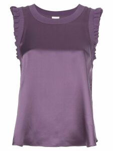Cinq A Sept Lenore top - PURPLE