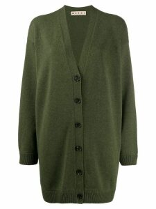 Marni oversized cardigan - Green