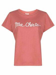 Cinq A Sept Ma Cherie T-shirt - PINK