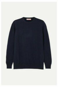 &Daughter - Laragh Cashmere Sweater - Navy