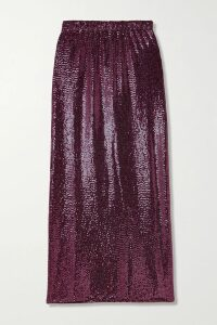 Equipment - Brett Leopard-print Satin Shirt - Leopard print