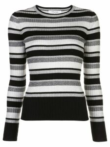 FRAME ribbed striped jumper - Metallic