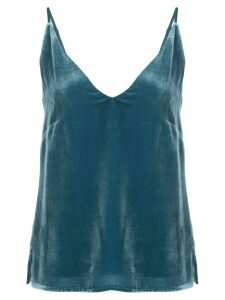 L'Agence cami top - Blue