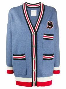 Sandro Paris Ted cardigan - Blue