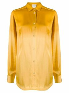 Forte Forte collared relaxed shirt - GOLD
