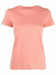 Vince fitted T-shirt - PINK