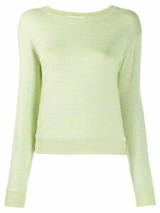 Rag & Bone textured knit jumper - Green