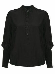 Rag & Bone Maris Popover blouse - Black