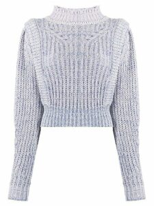 Isabel Marant Étoile Lotiya chunky knit jumper - Blue