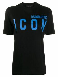 Dsquared2 Icon short-sleeved T-shirt - Black