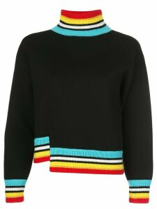 Alice+Olivia Aleta jumper - Black