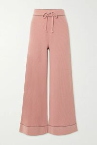 Opening Ceremony - Printed Cotton-jersey Sweatshirt - Gray