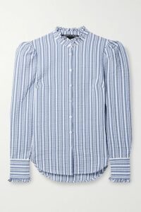 Ninety Percent - Ribbed Organic Merino Wool Sweater - Camel