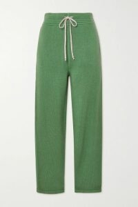 Golden Goose - Margherita Pussy-bow Twill Top - Plum