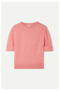Khaite - Lydia Cashmere-blend Sweater - Baby pink