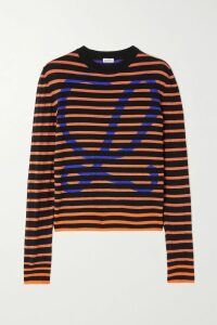 E.L.V. Denim - + Net Sustain The Twin Boyfriend High-rise Straight-leg Jeans - Light denim