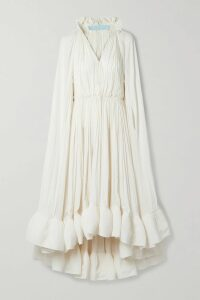 Emilia Wickstead - Cutout Denim Blouse - Indigo