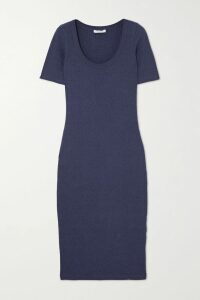 Kassl Editions - Cropped Cotton-blend Shell Jacket - Pink