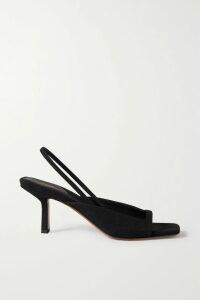Rebecca Vallance - Mica Sequined Crepe Dress - Black