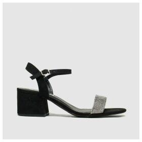 Schuh Black Mood Low Heels
