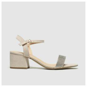 Schuh Pale Pink Mood Low Heels