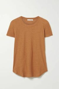 James Perse - Slub Cotton-jersey T-shirt - Tan