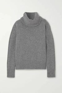 &Daughter - + Net Sustain Roshin Wool Turtleneck Sweater - Gray