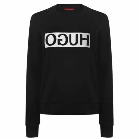 Hugo Reversed Logo Sweatshirt