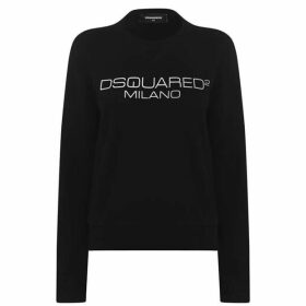 DSquared2 DSQ Logo Milano Swt Ld01